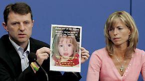 Einbrecher missbrauchte Kinder: Polizei folgt neuen Hinweisen im Fall Maddie
