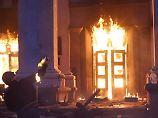 Konflikt in der Ostukraine: Wer legte das Feuer in Odessa?