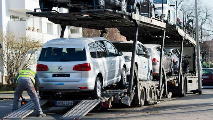 Deutsche Verbraucher entschieden sich im April offenbar seltener für einen Neuwagen.