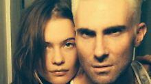 Seine neue Frisur finden seine Fans gar nicht gut: Sänger Adam Levine.