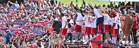 Nur DFL kann Retortenklub stoppen: RB Leipzig will mit aller Macht nach oben
