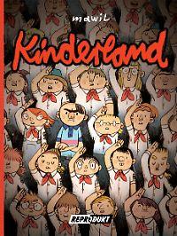 """""""Kinderland"""" erscheint bei Reprodukt, 296 Seiten in Klappenbroschur, 29 Euro."""