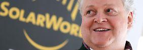 Zuversicht ist zurück: Bosch hievt Solarworld ins Plus