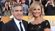Amal Alamuddin zähmt den Playboy: Die Frauen des George Clooney