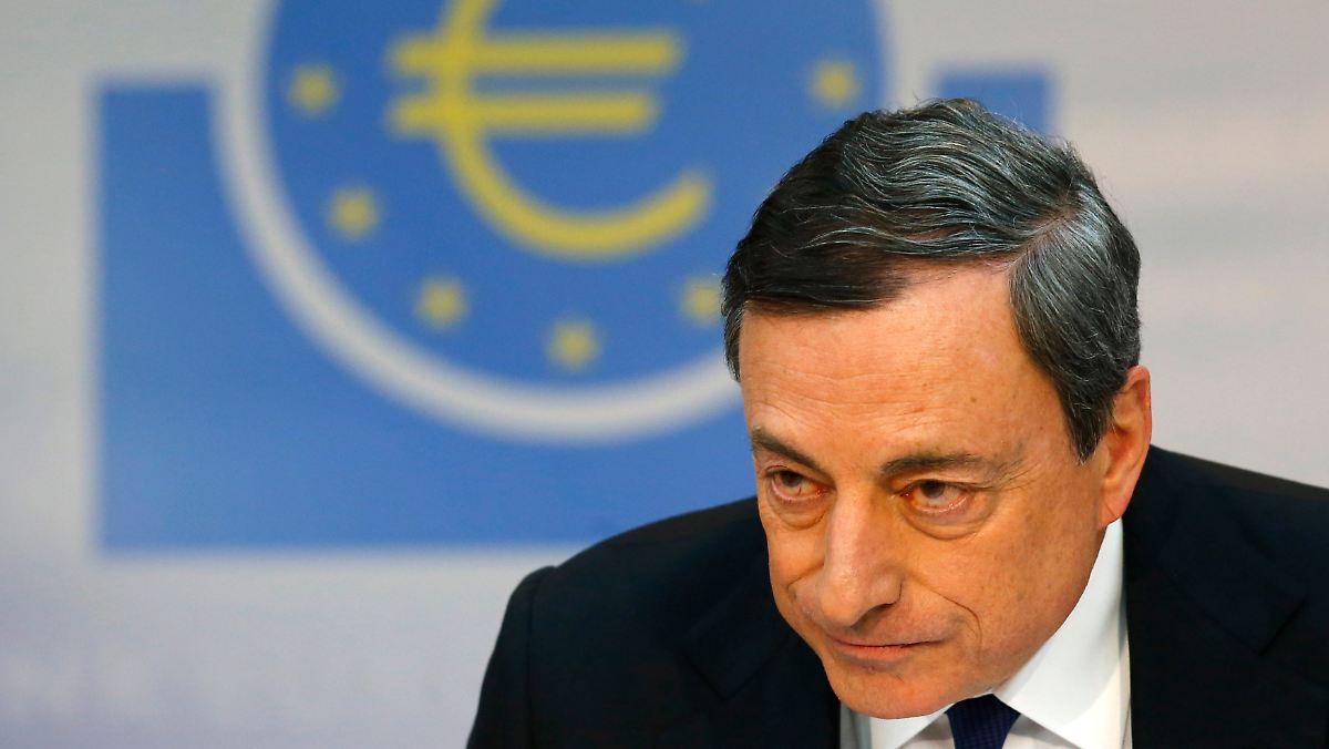OECD rät Draghi zu Null-Zins-Politik
