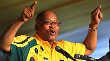 Der millionenschwere Umbau seines Privathauses aus Steuergeldern fügt dem ANC unter Präsident Zuma offenbar keinen großen Schaden zu.