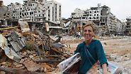 Fotos aus Homs: So kaputt kann eine Stadt sein