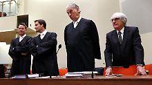 Ecclestone-Prozess zieht sich: Richter Noll düpiert Hauptzeuge Gribkowsky