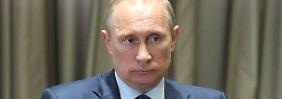 """Bürgerkrieg in der Ukraine: """"Russland lässt seine Partner im Unklaren"""""""