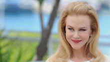 Viel ist nicht mehr übrig von Nicole Kidman ...Was ist passiert?