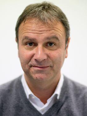 Dirk Müller-Remus gründete Auticon.