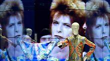 David-Bowie-Ausstellung in Berlin: Wir sind dann Helden