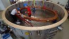 In Greifswald wurde am 20. Mai 2014 die weltweit größte Fusionstestanlage vom Typ Stellarator in (Vor-)Betrieb genommen.