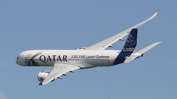 Flugbetrieb am Hauptstadtflughafen: Airbus schickt die A350 zur ILA