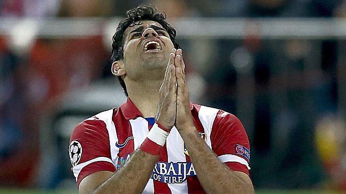 Der 25-jährige Costa will um keinen Preis der Welt das Champions-League-Finale verpassen. Lässt er sich deshalb sogar mit Plazenta behandeln?