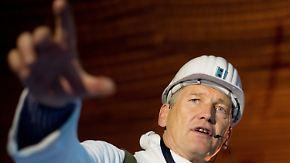 Wohin mit dem Atommüll?: Kommission begibt sich auf Endlager-Suche