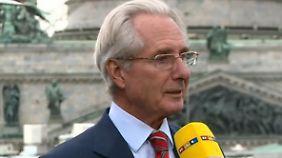 """Klaus Zumwinkel im n-tv Interview: """"In Krisenzeiten muss man den Dialog halten"""""""