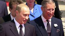 Prinz Charles' Hitler-Vergleich: Putin ist gar nicht amüsiert