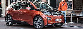 Ein Kaufanreiz könnte den Absatz von Elektroautos beflügeln.