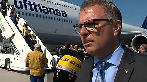 """Spohr über die neue 747-8: """"Großes Element unserer Flottenerneuerung"""""""