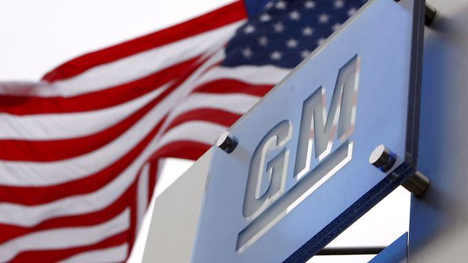 Trotz spektakulärer Rückrufaktionen laufen die Geschäfte von GM gut.