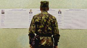 Im Fokus der OSZE-Beobachter: Ukraine wählt neuen Präsidenten