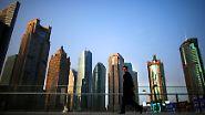 Zumindest nicht im internationalen Vergleich. Aber welche Städte haben denn die tollste Silhouette?