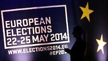 Davon profitieren vor allem die radikalen Parteien, im neuen EU-Parlament ...