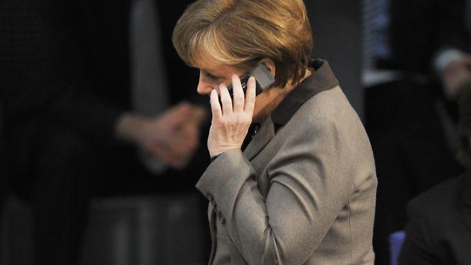 Das mutmaßliche Abhören des Handys von Bundeskanzlerin Merkel und die vermuteten Spähaktionen gegen deutsche Bürger bleiben juristisch wohl ohne größere Folgen.