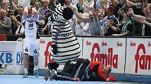 Buschi über das Meisterrennen: Handball-Finale bereitet Bauchschmerzen