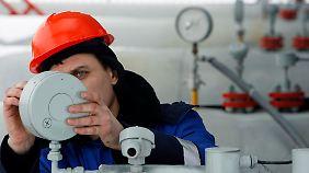 Russland deckt rund 40 Prozent der Gasimporte der EU.