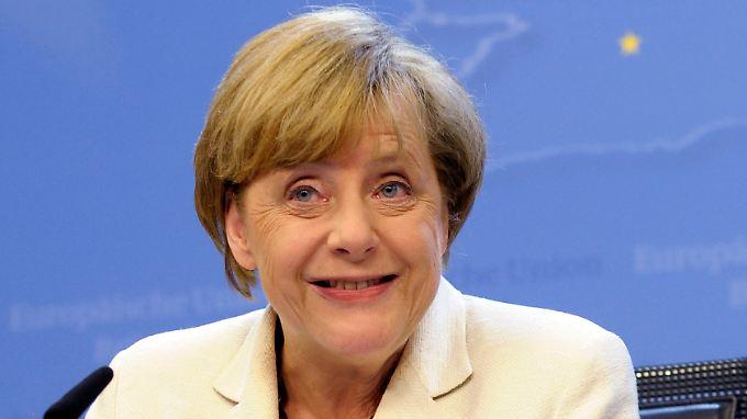 In den vergangenen elf Jahren führte Merkel neun Mal die Liste der 100 mächtigsten Frauen an.