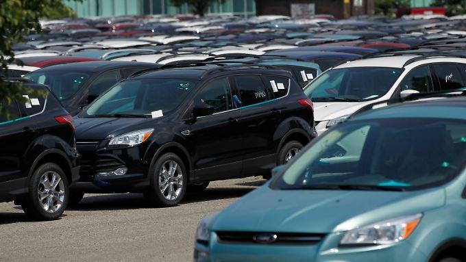Es ist nicht das erste Mal, dass Ford den Escape zurückruft. 2012 wurden bereits 500.000 Fahrzeuge wegen Problemen mit  Antrieb und Bremsen zurück in die Werkstätten beordert.