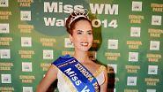 """Wahl zur """"Miss WM 2014"""": Die Schönste kommt aus Südamerika"""