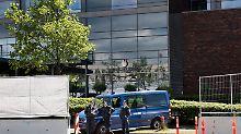 Die Elite-Konferenz findet diesmal im 5-Sterne-Hotel Marriott statt.