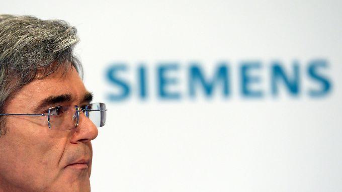 Siemens baut sich um: Joe Kaeser setzt den Rotstift an