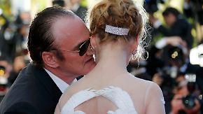 Promi-News des Tages: Tarantino kriegt Thurman rum