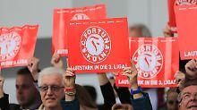 Fortuna Köln steigt in Liga 3 auf: Bayern-Bubis verlieren Aufstiegskrimi