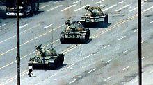China setzt auf Zynismus: Massaker? Was für ein Massaker?