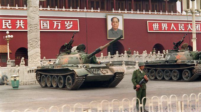 Jahrelang hielt sich die fehlerhafte Information in den Medien, dass das Studenten-Massaker in Peking auf dem Tiananmen-Platz war.
