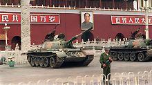 Häufiger Irrtum: Massaker war nicht auf dem Tiananmen