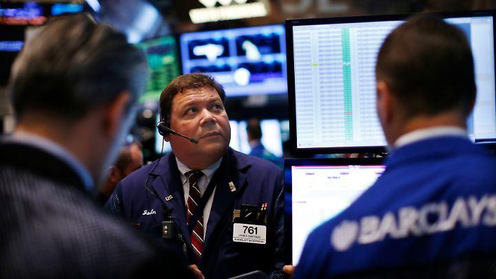 Die Wall Street ist verunsichert: Eskaliert der Handelsstreit zwischen den USA und China weiter?