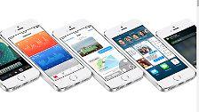 Alle Verbesserungen und Neuerungen: Apple zeigt, was iOS 8 kann