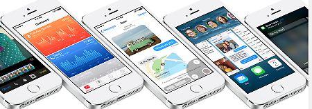 Es gibt ein paar Haken: iOS 8 nicht überstürzt installieren