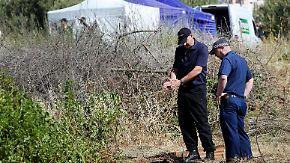In Erdloch nahe Ferienhaus: Spekulation über Leichenfund im Fall Maddie