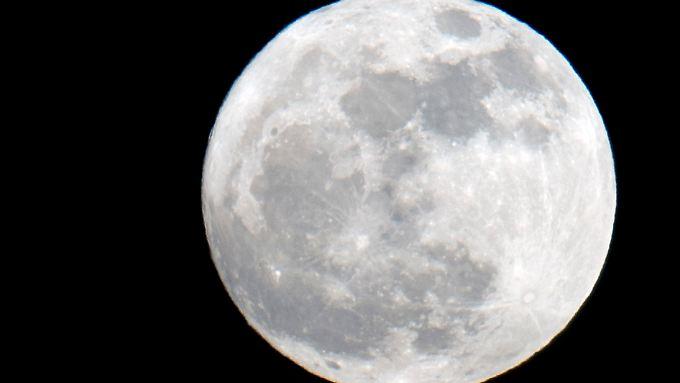 Deutsche Forscher haben einen chemischen Beleg für die Entstehung des Mondes aus einer gigantischen kosmischen Kollision gefunden.