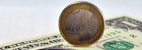 Unter 1,26 US-Dollar: Euro erreicht Zwei-Jahres-Tief