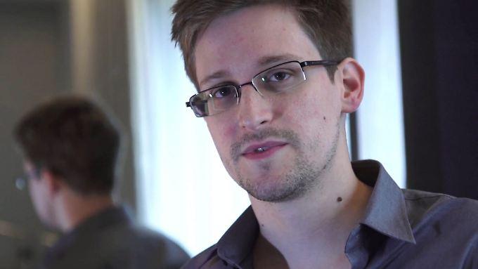 """Mit diesem Foto wurde Snowden bekannt: Am 10. Juni 2013 machte der """"Guardian"""" Snowden als Quelle der Enthüllungen bekannt - er selbst hatte dies so gewollt."""