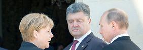 Putin zeigt sich konstruktiv: Ukraine-Waffenruhe soll verlängert werden