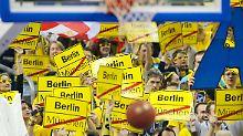 Buschi über den Basketball-Showdown: Alba spielt für alle gegen Bayern